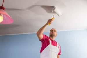 How to Remove the Popcorn Ceiling?