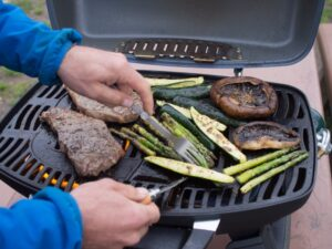 Guide In Buying The Perfect Camping Grill