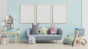 12 Tips On Decorating Your Children's Rooms