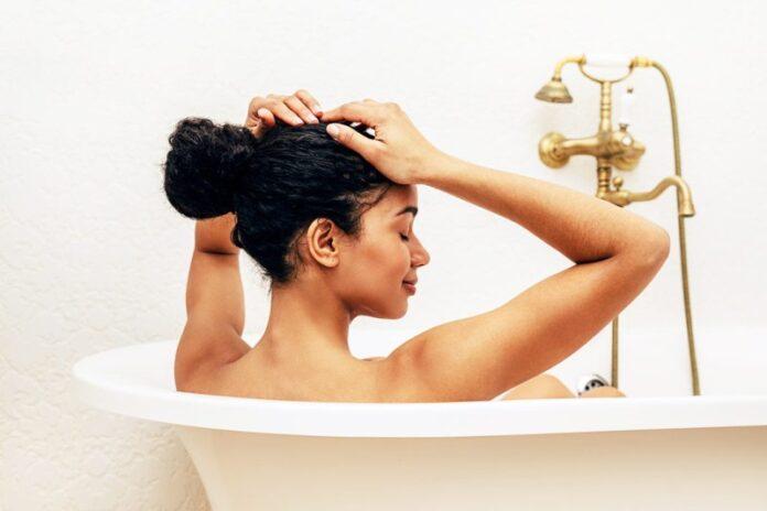 Take A Bath Before Sleep