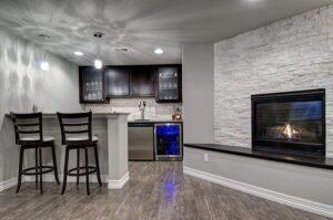Create A Haven Through Inventive Basement Renovation