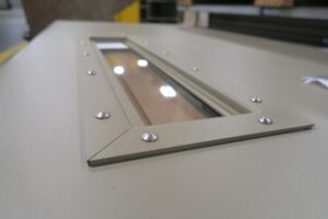 How to Open A Reinforced Steel Door?