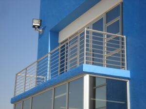 What Types of Balustrades are there and Why do I Need Them?