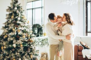 7 Christmas Color Schemes with a Twist