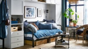 How To Furnish A Compact Bedroom