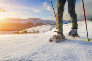 Ideal Boots for Snowshoeing