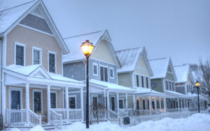 Brace your Home for this Year's Wintertide