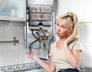 4 Signs Your Water Heater is Broken