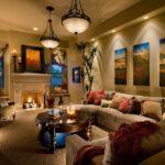 Living Room Lighting Decor Ideas