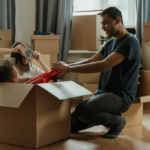 6 Tips from a Professional Moving Company When Unpacking with a Baby