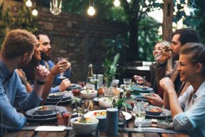 How Much Time Do You Need to Create a Dream Party In Your Backyard