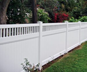 You Can't Go Wrong With This USA Made Vinyl Fencing by Duramax