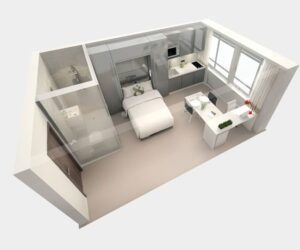 How to Design the Student's Accommodation