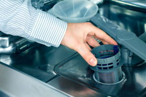 What to do When your Dishwasher is not Working – Fixing the Drain Problems