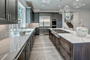 Factors to Consider for a Utah Kitchen Remodeling Project