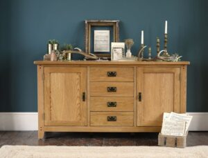 Oak Furniture For First Time Buyers