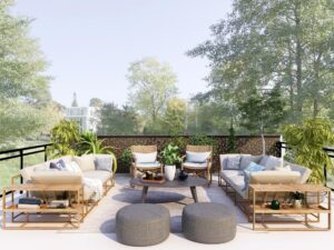 The Best Way To Furnish The Outside Of Your Home