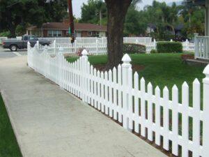 PVC Vinyl Fence Construction & Terminology