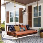Build Your Own Modern Swing And Have Your Very Own Versatile Porch Swing