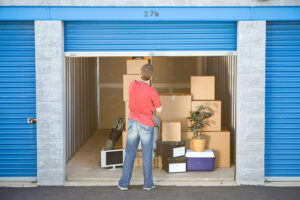Storage Units for Instantly Access!