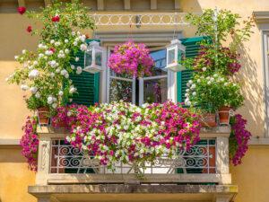 5 Design Ideas for Your Dream Summer Balcony