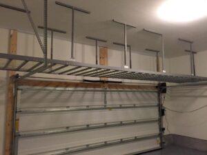 5 Reasons to Avoid DIY Overhead Garage Storage Installation