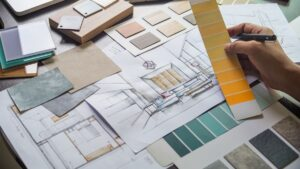 Traditional and Modern Trends for Interior Planning