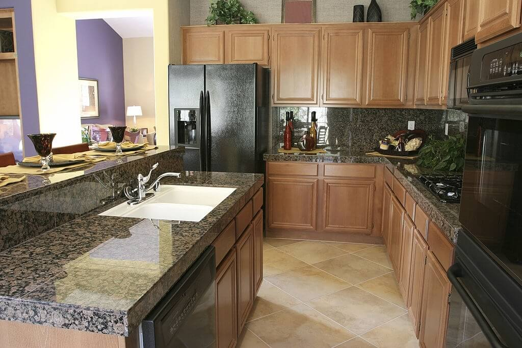 Artificial and natural stone