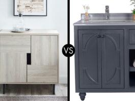 Birch Cabinets vs Maple Cabinets
