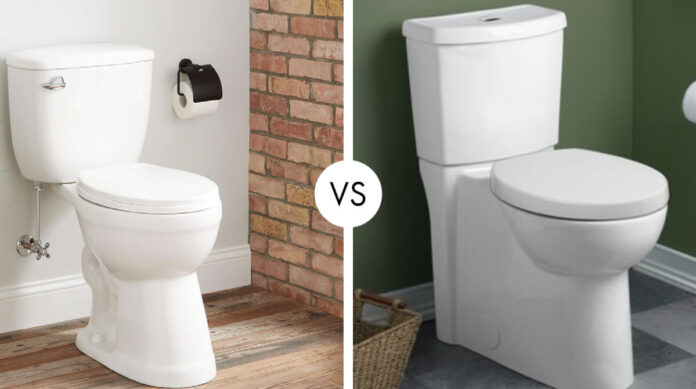 Round Toilet vs Elongated Toilets